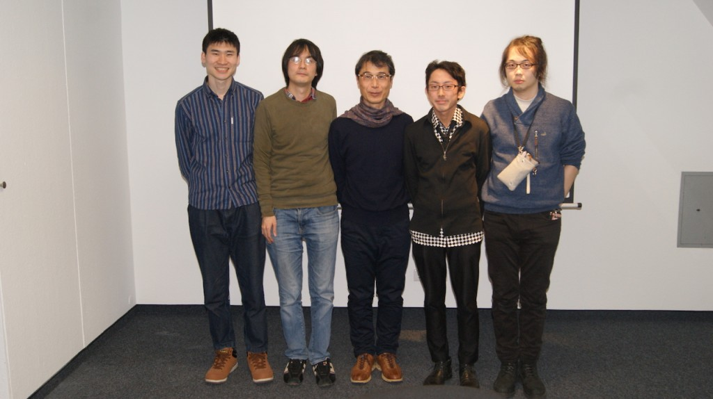 Our Japanese guests